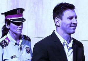 Lionel Messi: facing trial for tax evasion