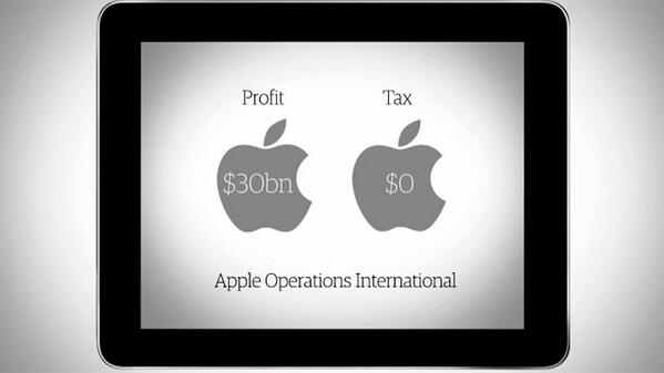 Apple tax