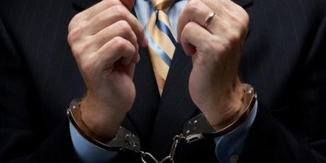 Avaaz handcuffs