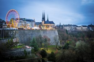 Luxembourg; not so pretty beneath the surface