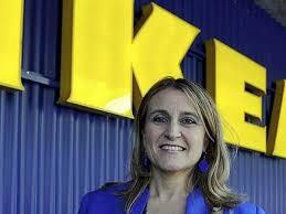 Simona Scarpaleggia, CEO of IKEA Switzerland