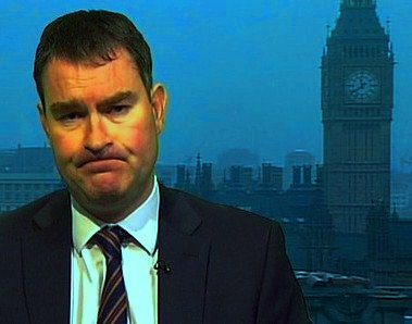 Gauke - err, best not to mention Luxembourg