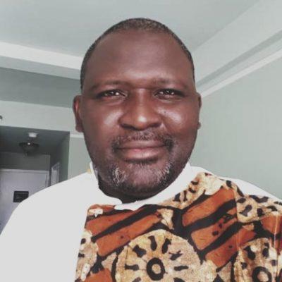 Idriss Linge Headshot
